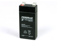 2V-4 AMP POWERCELL GEL BATTERY  jp-5510033 - JP-5510033
