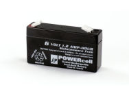 6V-1.2AP POWERCELL GEL BATTERY  jp-5510034 - JP-5510034