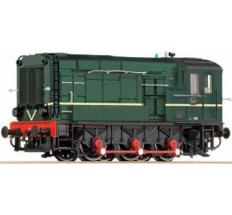 Locomotive D500 NS Roco HO - T2M-R72731
