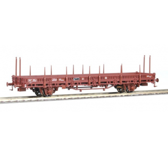 Wagon plat a ranchers SNCF Roco HO - T2M-R67242