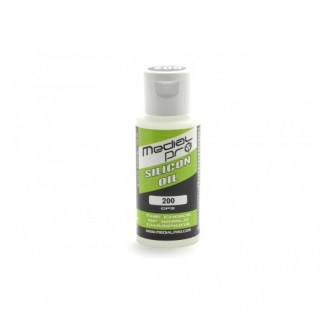 Silicon Shock Oil 200 CPS (50ML) Medial Pro - MPR-MP010-200
