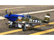 P51-B Dallas Darling PNP kit 1400mm FMS - FMS-FMS065DA