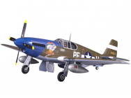 P51-B Dallas Darling PNP kit 1400mm FMS - FMS065DA-V8