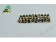 Contact male plaque OR 3,5mm (10 pieces) A2PRO - A2P-14031