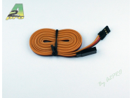Rallonge 100cm JR - cable 0,30mm² A2PRO - A2P-13045