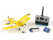TIGER MOTH RTF 2.4GHZ (MODE 1) (Chargeur USB) ARES - JP-4499266