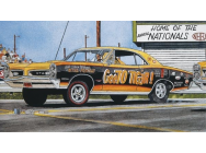 Royal 66 Pontiac GTWO/Figure - Revell - REV-REVELL-14037