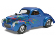 Willys Street Rod - revell - REV-REVELL-14909