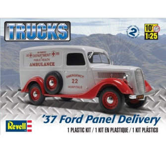 53 Ford Panel Delivery - Revell - REV-REVELL-14930