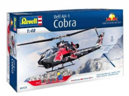 Model Set AH-1F Cobra  The Flying Bulls  - Revell - REZ-REVELL-05723