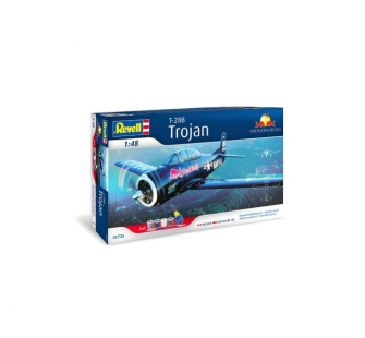 Model Set T-28B Trojan  Flying Bulls  - Revell - REV-REVELL-05726