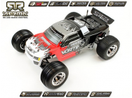 Vortex RTR 1/10 2.4Ghz Rouge - ARR-AR102221
