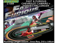 Circuit Fast & Furious - Scalextric - SCA-C1309