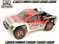 Fury Short Course 1/10 2.4Ghz ARRMA - AR102401