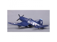 Avion 800mm : F4U (bleu) V2 kit PNP - FMS022-3B