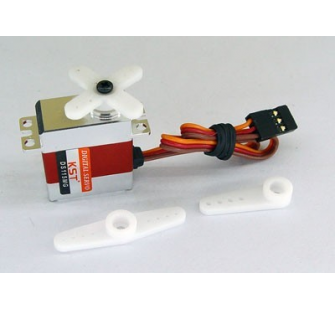 KST DS115MG Servo 0.06sec/60° 21g 3.0Kgcm - DS115MG