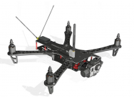 TBS DISCOVERY PRO gimbal frame - TBS-DISCOVERY-PRO