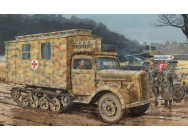 Sd.Kfz.3 Maultier Ambulance Dragon 1/35 - T2M-D6766