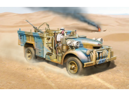 Camion LRDG & Canon 20mm Dragon 1/72 - T2M-D7504
