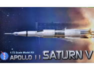 Fusee Saturn V Apollo 11 Dragon 1/72 - T2M-D11017