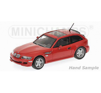 BMW M coupe 2002 Minichamps 1/43 - T2M-400029062