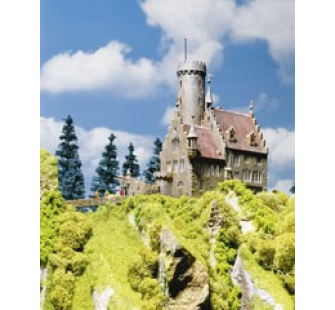 Chateau medieval Faller HO - T2M-F130245