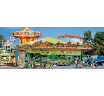 Manege train jungle Faller HO - T2M-F140433