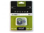 MicroSDHC 16GB Intenso CL4 Blister - MKT-8701