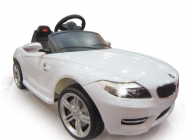 Ride on Car - BMW Z4 Blanc 27Mhz - 404750