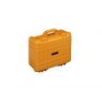 Valise Phantom Etanche avec mousse, Orange - BW1.5023-O-SI