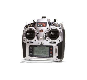 Emetteur DX8 Spektrum2.4GHz - SPK-SPMR8800-COPY-1