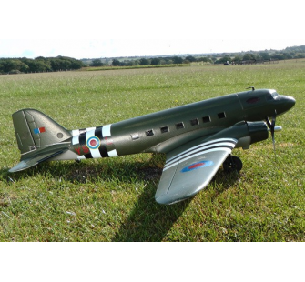 DC47 Dakota RAF RTF