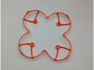 H107-A21 - Hubsan Camera X4C (H107C)  Protection Helices BLEU - H107-A21-COPY-1