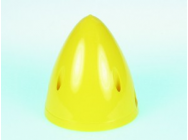 DB299 Cone Helice 3.0ins (76mm) Jaune DUBRO  JP-5513299 - JP-5513299