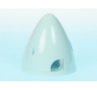 DB549 Cone Helice 3.0ins (76mm) Blanc Tripale 3 DUBRO JP-5513649 - JP-5513649