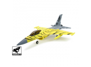 F-16 70mm Tiger Meet ARF FAMOUS - FMS-FS008TIGER