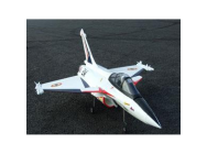 Rafale Bi-turbine ARF avec turbines brushless Blanc reconditionne - RCL-LP000103LE-REC