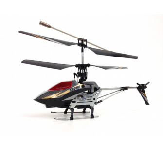 Helicoptere SYMA S800G 4 canaux infrarouge avec Gyro (Noir) - 10805
