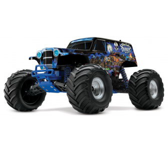 SON-UVA DIGGER MONSTER JAM 1/10 XL-5 2WD MONSTER TRUCK - TRX-36024-COPY-1