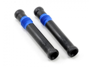 Half shaft set, short (plastic parts only) (internal splined half shaft/ external splined half shaft/ rubber boot) (assembled with glued boot) (2 asse - TRX5655