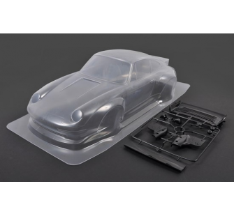 carrosserie porsche 911 gt2 tamiya 1 10 tam 49387 miniplanes. Black Bedroom Furniture Sets. Home Design Ideas