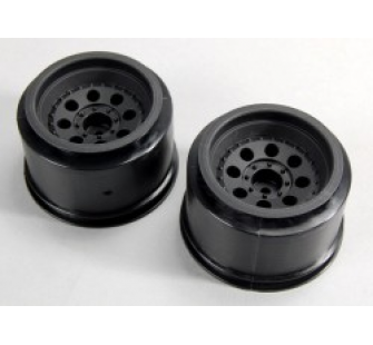 WHEELS SET (BLACK) INVICTUS - JP-HLNA0274