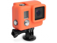 SILICONE Cover HERO3+  Orange