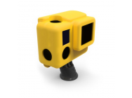 SILICONE Cover HERO3+  Jaune