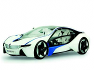 BMW vision concept Blanc - AMW-21067