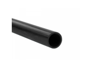 CARBON FIBRE ROUND TUBE 10.0mm x 8.0mm x 1mt  jp-5518478 - JP-5518478