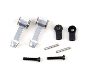 MCPXBL14 - DFC Linkage Arm (2 pcs) -MCPXBL (Options for Xtreme Main Rotor System) - MCPXBL14