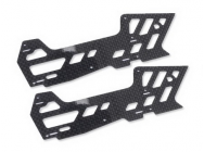 XMJX4506-B - Lower Carbon Side Frame -MJX F45 (2 pcs) - XMJX4506-B