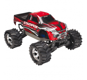 Stampede 4x4 XL-5 4WD Monster truck TQ 2,4Ghz - TRX-67054