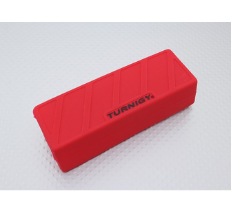 Protection batterie Lipo Turnigy (Rouge) 110x35x25mm - 94100000003
